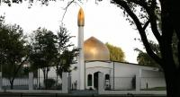 An undated file image shows Masjid Al Noor Mosque on Deans Avenue, the scene of a mass shooting, in Christchurch, New Zealand, 15 March.//EPA-EFE