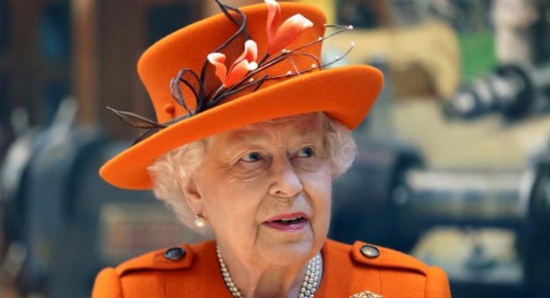 File photo: Britain's Queen Elizabeth II  // AFP PHOTO