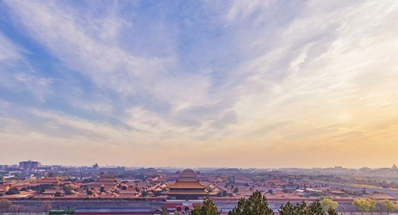 The Palace Museum, file photo.