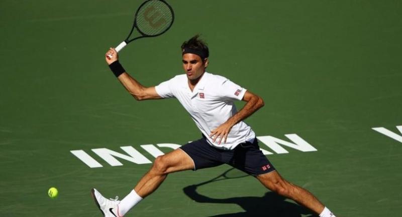 Roger Federer / AFP