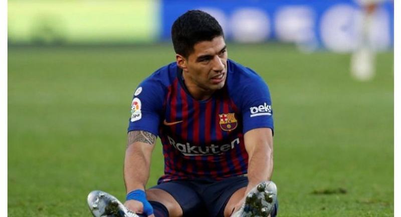 Luis Suarez / AFP