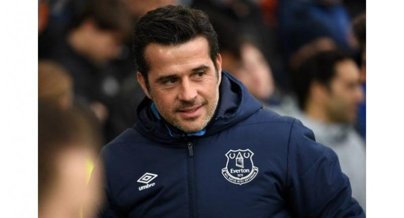 Everton's Portuguese manager Marco Silva  / AFP