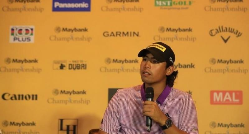 Malaysia's Gavin Green