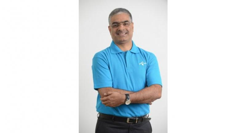 Sharad Mehrotra, chief executive of Telenor Myanmar