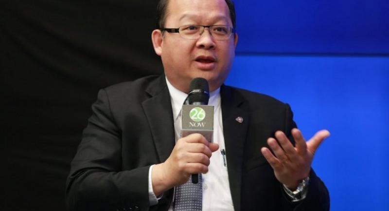 File photo : Kriengkrai Thiennukul, vice chairman of the Federation of Thai Industries (FTI)