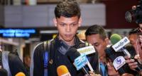 A downcast Supachai Jaided admits his shame at his costly dismissal.