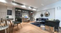 The new Norse Republics showroom offers Hay's new collection of furniture and accessories.