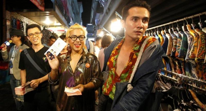 Future Forward's Tanwarin Sukkhapisit is Thailand's first transgender MP. Photo/EPA