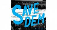 "A photo with the message ""Save Dem"" is posted on the Facebook page of Parit Wacharasindhu with his suggestion to the new Democrat Party leadership not to join a coalition government."