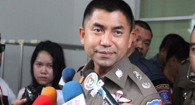 FORMER Immigration Bureau chief Pol Lt-General Surachate Hakparn