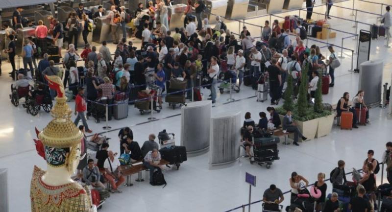 File photo: Suvarnabhumi Airport
