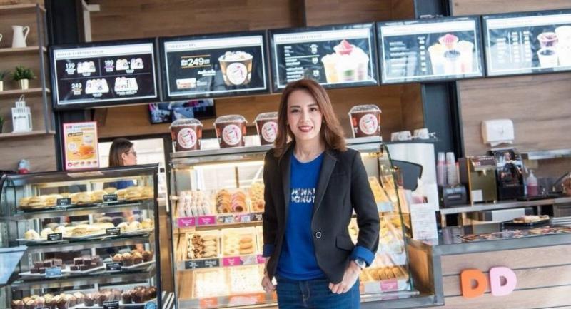 Nobklao Trakoolpan, Managing Director of Golden Donuts (Thailand)
