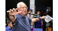 File photo : Former PM Najib Razak