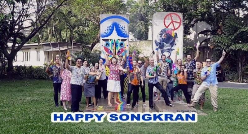 German Embassy in Bangkok