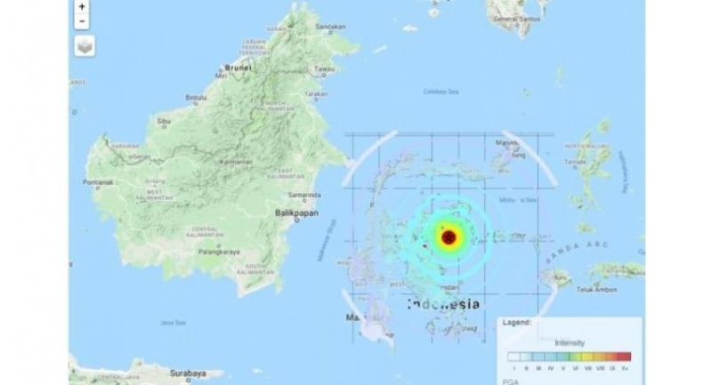 MetMalaysia said that there was no Tsunami threat to Malaysia. – MetMalaysia website