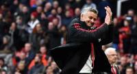 Manchester United's Norwegian manager Ole Gunnar Solskjaer.