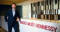 Alberto Ibeas, managing director of Diageo Moet Hennessy (Thailand)