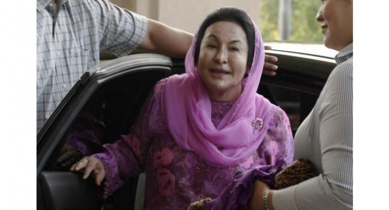 File photo : Rosmah Mansor//The Star/ANN