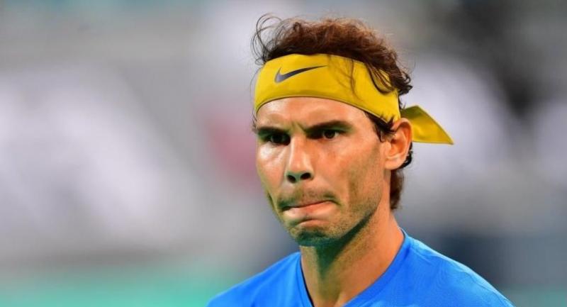 Rafael Nadal / AFP