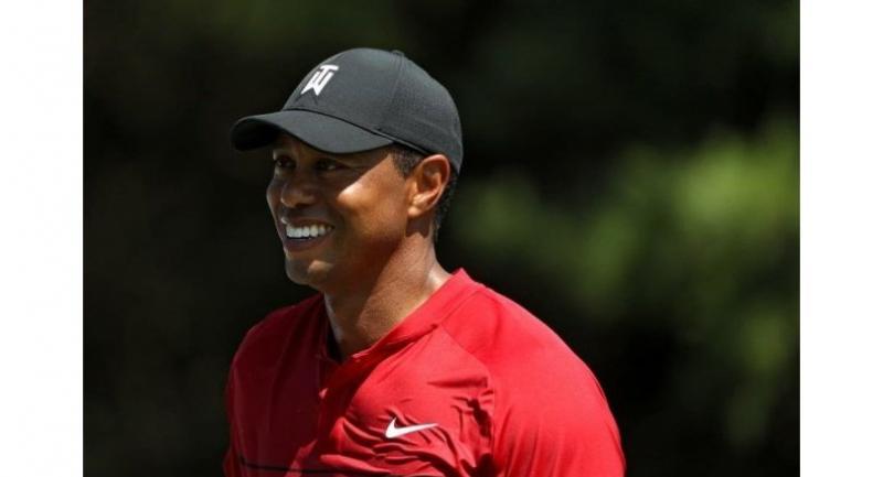 Tiger Woods / AFP