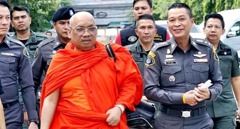 File photo: Phra Khru Kitti Patcharakhun