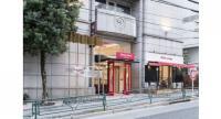 The exterior of Albida Hotel Aoyama in Minato Ward, Tokyo/ Photo courtesy of Abiste Co