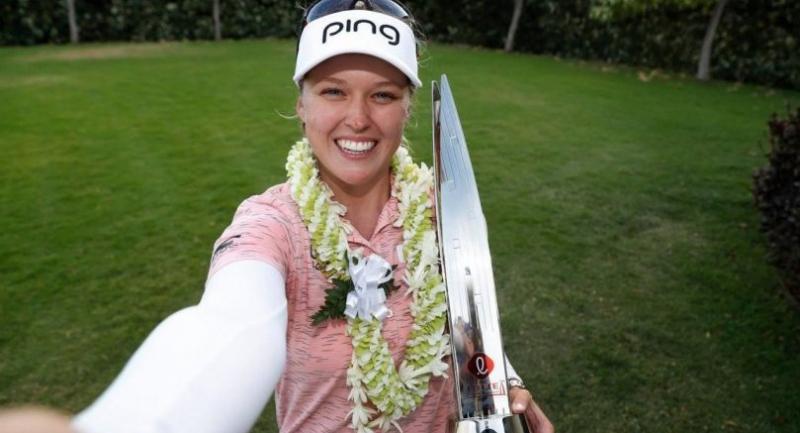 Brooke Henderson / LPGA Photo