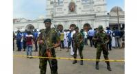 AFP / ISHARA S. KODIKARA The first blast was reported at St Anthony's Shrine, a well-known Catholic church in the capital Colombo