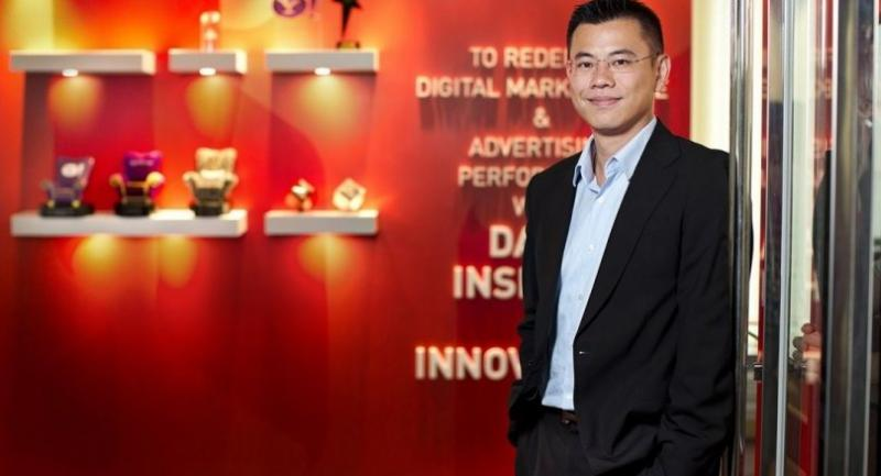 Sammy Hsieh, Co-founder and CEO of iClick Interactive Asia Limited
