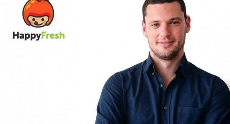 Guillem Segarra, CEO, HappyFresh
