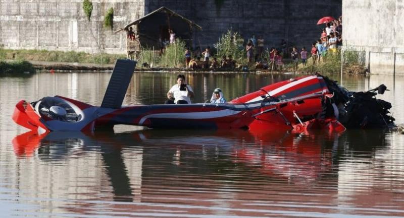 3 men dead in Bulacan helicopter crash