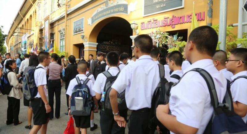 File photo: Suankularb Wittayalai School