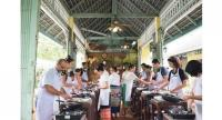 A Thai cooking class. Photo: Tourism Authority of Thailand