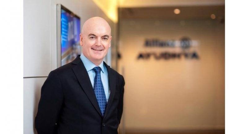 Bryan Smith, Allianz Thailand country manager, and president and CEO of Allianz Ayudhya Capital Plc and Allianz Ayudhya Assurance Plc.