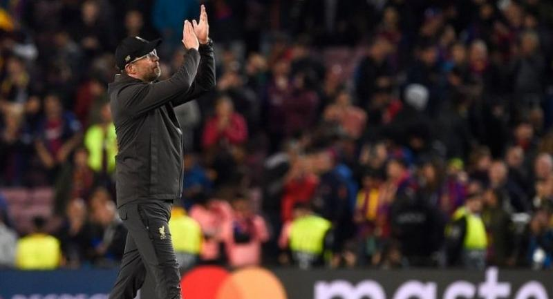Liverpool's German coach Jurgen Klopp/ AFP