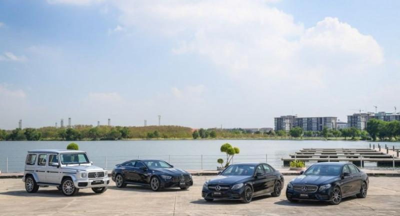 5 new AMG models launched