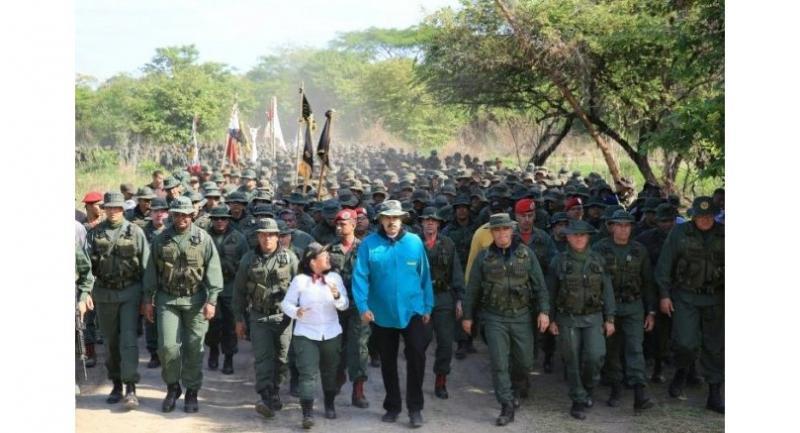 Madoro/AFP