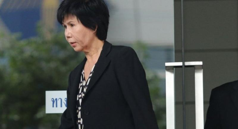 File photo/Former Tourism Authority of Thailand's governor Juthamas Siriwan.