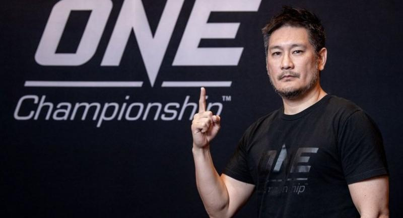 ONE Championship CEO and chairman Chatri Sityodtong