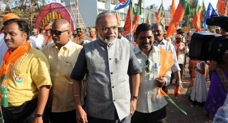 File photo : Indian Prime Minister Narendra Modi//AFP