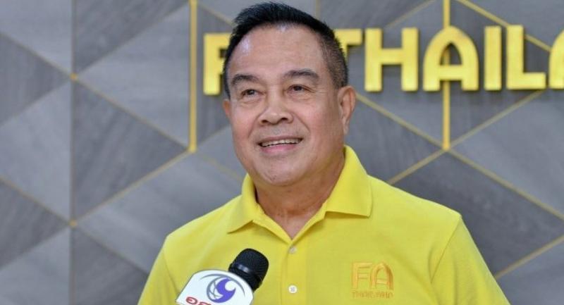 Thai football chief Somyot Poompanmoung