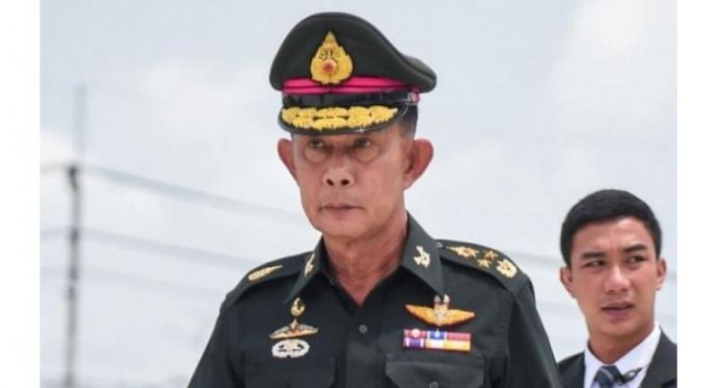 General Preecha Chan-o-cha