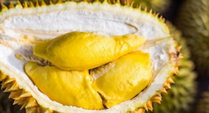 A team tasked with handling hazardous materials searched the property, and an hour later found the source of the smell — durian. (Shutterstock/-)