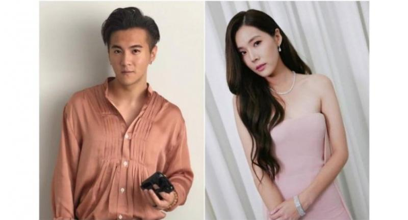 The messages between Mediacorp stars Ian Fang and Carrie Wong included language that suggested a relationship of a physical nature between the two.PHOTOS: IAN_IANIZATION/INSTAGRAM, CARRIEWST/INSTAGRAM.