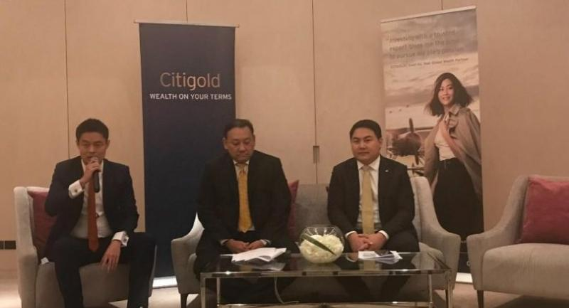 Citi Thailand's analysts are encouraged by the opportunities created by digital disruption and the advent of 5G mobile communications.