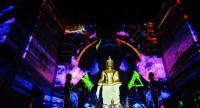 """The digital-art exhibition """"Bodhi Theatre: Buddhist Prayer Retold""""  Photo courtesy of Bodhi Theatre"""
