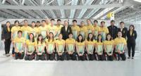 The 2019 Thailand Sudirman Cup team