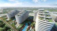 A perspective of Newpark Residences in Kluang, Malaysia: A
