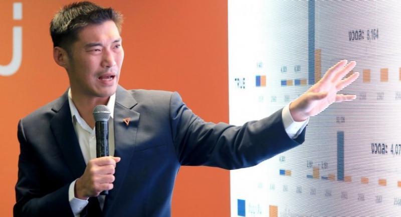 File photo : Future Forward leader Thanathorn Juangroongruangkit