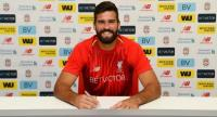 Alisson Becker / Liverpool FC